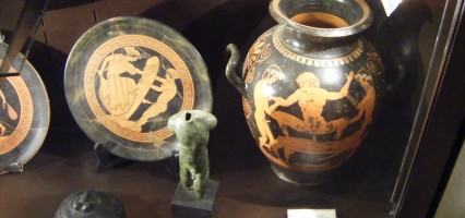 Ancient Artifacts from the Erotic Museum in Paris