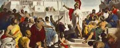Direct Democracy versus Representative Democracy. Ancient Athens versus Modern Britain